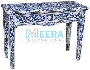 MB232 Bone Inlay Console Table
