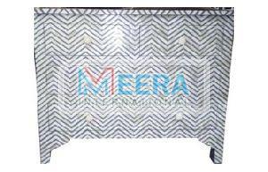 MB236 Bone Inlay Drawer Cupboard