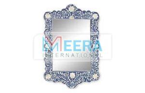 MB276 Bone Inlay Mirror Frame