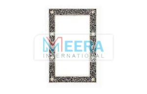 MB278 Bone Inlay Mirror Frame