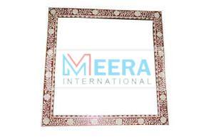 MB279 Bone Inlay Mirror Frame