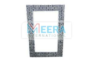 MB280 Bone Inlay Mirror Frame