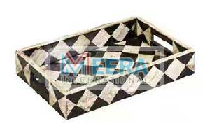 MB290 Bone Inlay Tray