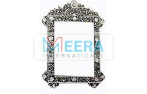MB401 Mother of Pearl Mirror Frame