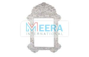 MB403 Mother of Pearl Mirror Frame