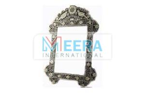 MB407 Mother of Pearl Mirror Frame