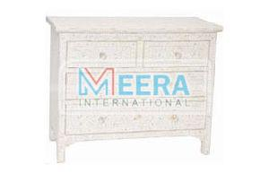 MB408 Mother of Pearl Drawer Cupboard