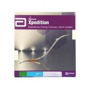 Xience Xpedition Stent