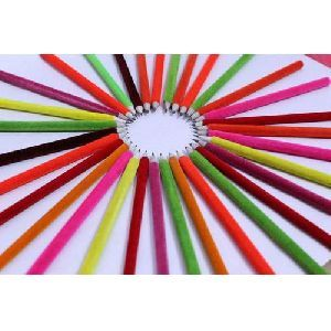 Colorful Velvet Pencil