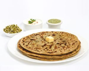Sprout Paratha