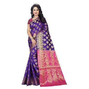 Banarasi Party Wear Saree