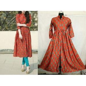 Ladies Anarkali Designer Kurti