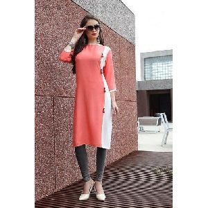Ladies Stylish Casual Wear Kurti