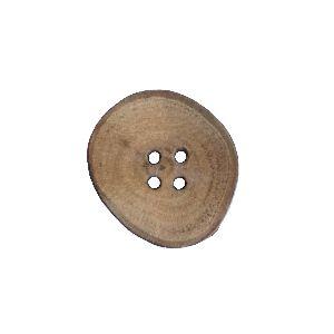 Wooden Button 01
