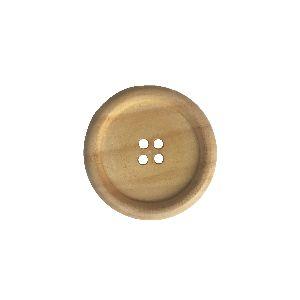 Wooden Button 02