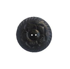 Wooden Button 04
