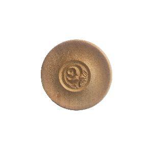 Wooden Button 05