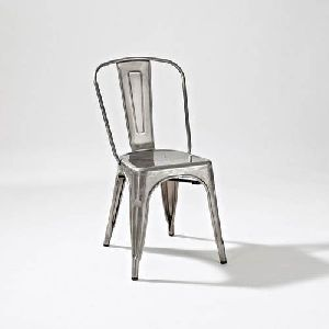 Cafeteria Metal Chair 01