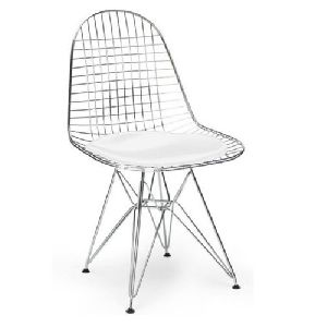 Cafeteria Metal Chair 02