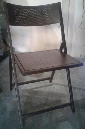 Chrome Plated Folding Chair 02