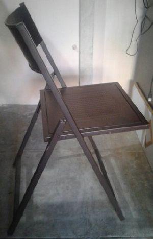 Chrome Plated Folding Chair 03
