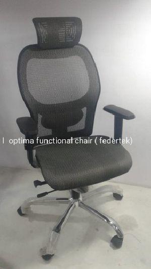 High Back Mesh Chair 03