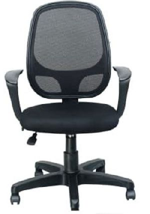 Low Back Mesh Chair 01