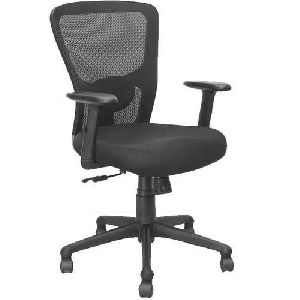 Low Back Mesh Chair 02