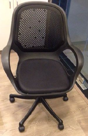 Low Back Mesh Chair 05