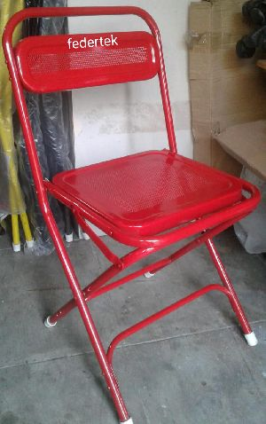 Metal Folding Chairs 04