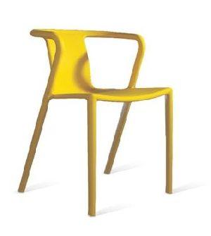 Polypropylene Cafeteria Chair 06