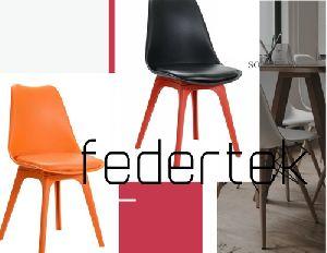 Polypropylene Cafeteria Chair 07