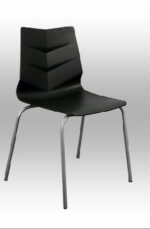 Polypropylene Cafeteria Chair 12