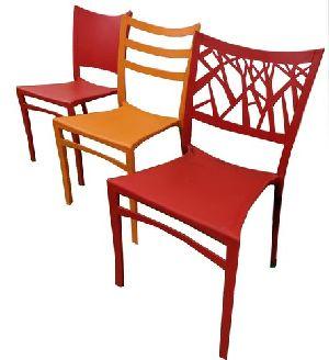 Polypropylene Cafeteria Chair 13