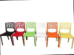 Polypropylene Cafeteria Chair 14