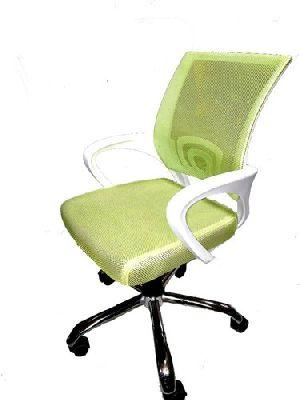White Frame Chair 01