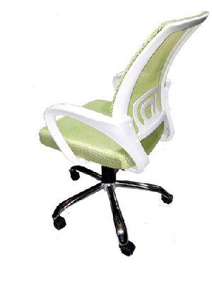 White Frame Chair 02