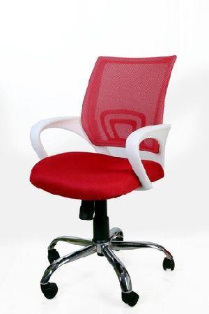 White Frame Chair 03