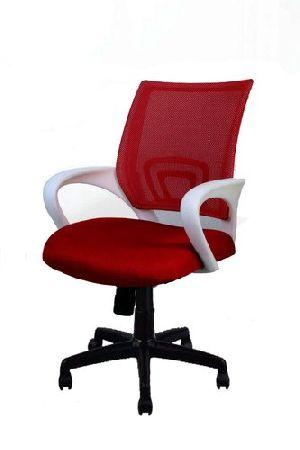 White Frame Chair 04