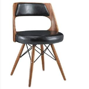 Wooden Legs Cafe Chair 01