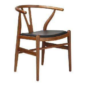 Wooden Sofa Chair 02