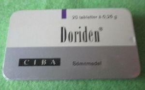 Glutethimide Doriden Tablets