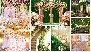 Party Flower Decoration Services