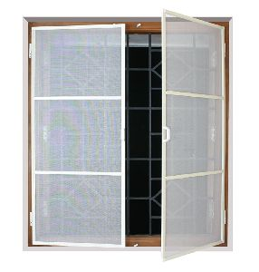 Hinged Screen Window