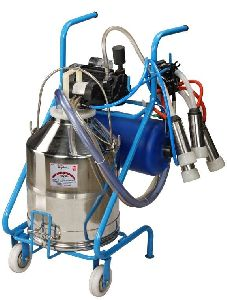 Trolley Milking Machine