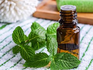 Organic Mentha Spearmint Oil