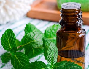 Pure Menthol Mint Oil