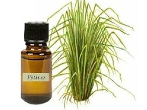 Pure Vetiver Oil