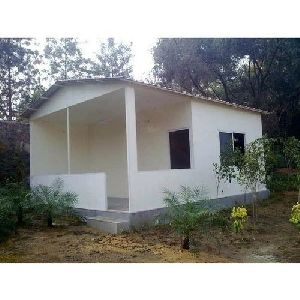 FRP Fabking Security Cabin
