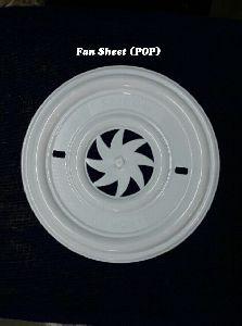 POP Cover Fan Sheet